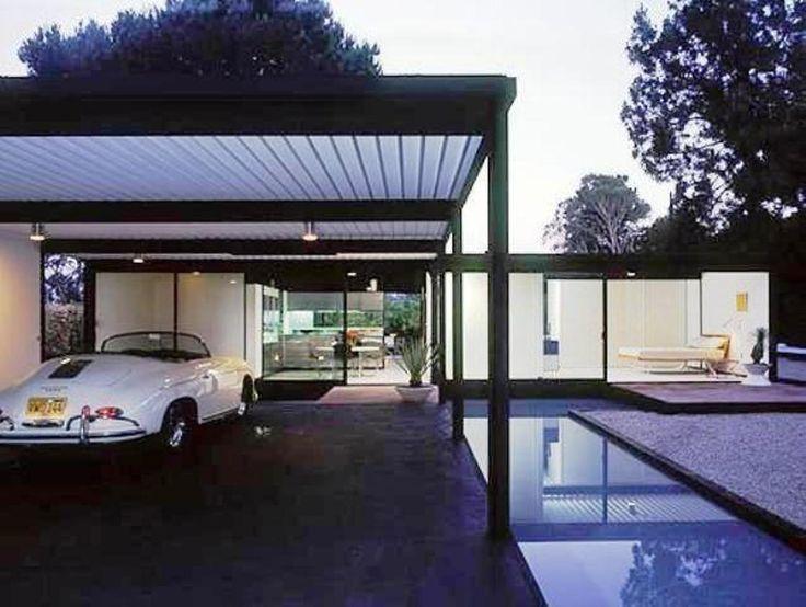 Best LA Pierre Koenig Architect Images On Pinterest Case - Midcentury modern la