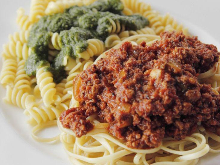 Spaghetti Sauce recipe from Ree Drummond via Food Network