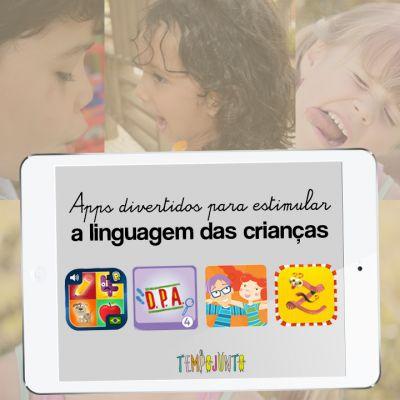 Se eles já estão em contato com as primeiras letras ou sabem ler, estas atividades ajudam no desenvolvimento da linguagem