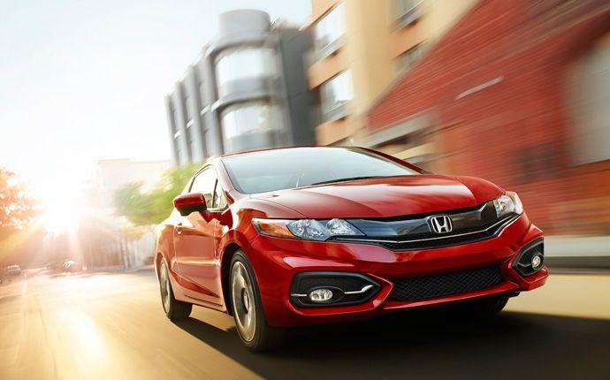 2014 Honda Civic Coupe - Exterior Photo Gallery - Official Honda Website