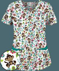 Pediatric Nursing Scrubs & Pediatric Nurse Scrubs at Uniform Advantage