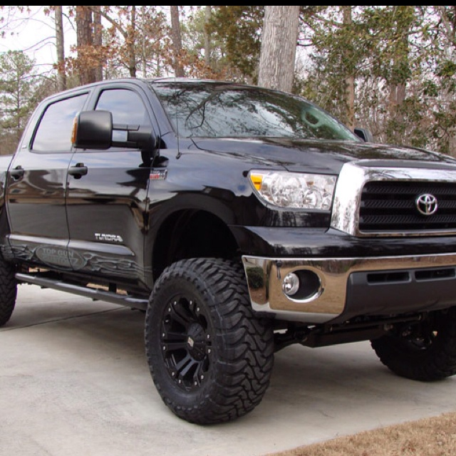 New Toyota Tundra Diesel: 66 Best Images About Lifted Trucks On Pinterest