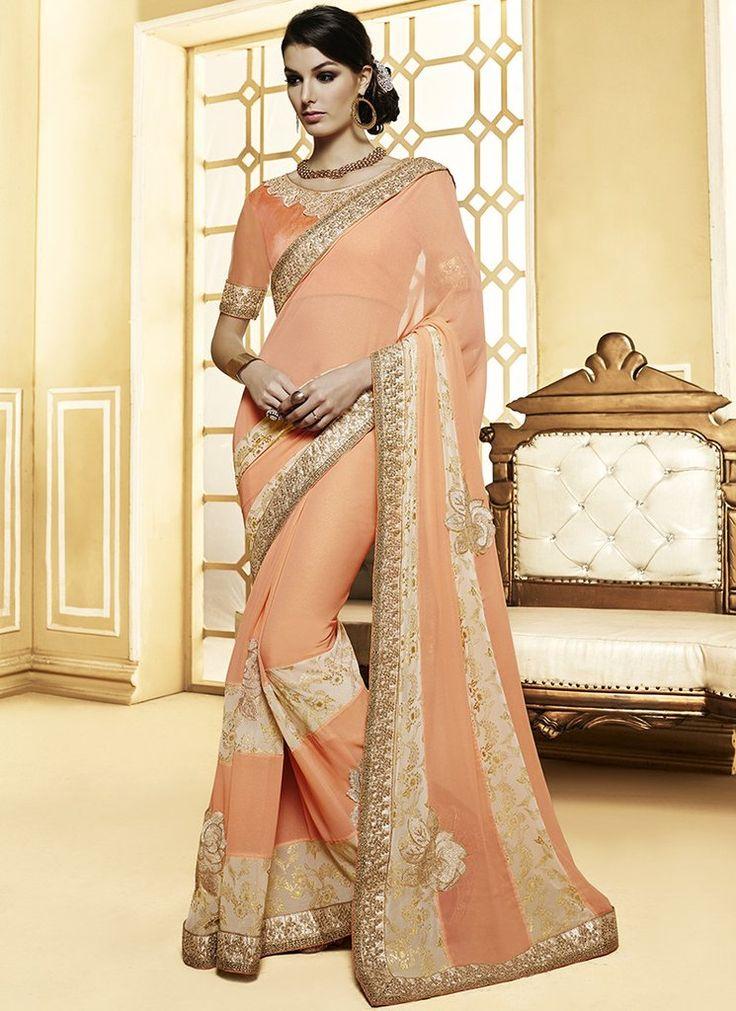 Selections : peach-silk