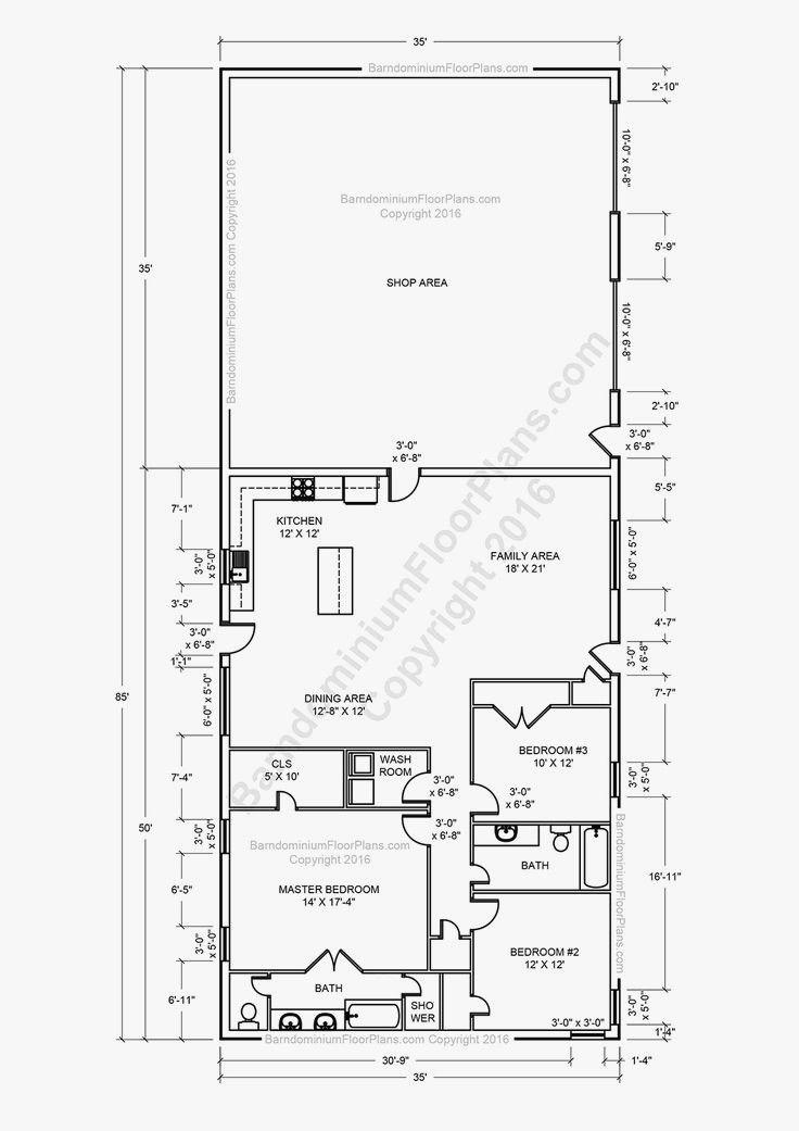 Pole Barn House Plans 68 Inspirational Of Floor Plan Stock Barndominium Floor Plans Barndominium Plans Metal Shop Houses