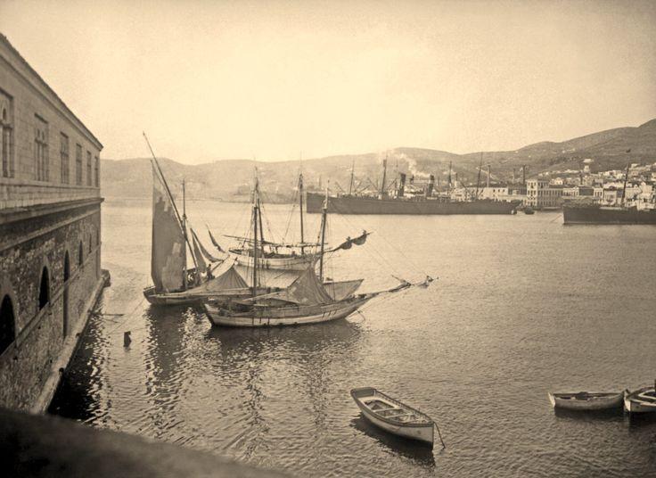 Κάλυμνος, 1950, Φωτογραφικό Αρχείο Μουσείου Μπενάκη.