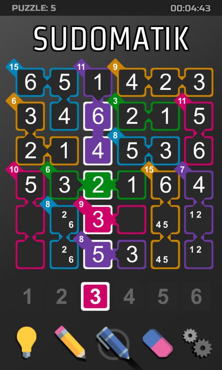 Mini Killer Sudoku - SUDOMATIK    #game #mobileGame #Mobile #Phone #Android #Windows #WindowsPhone #New  https://www.microsoft.com/store/apps/9nblggh440sx
