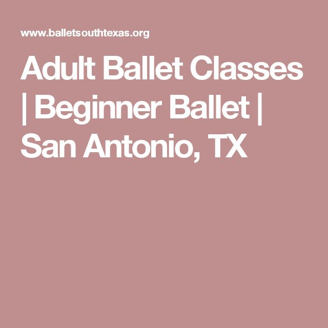 Adult dance classes san diego