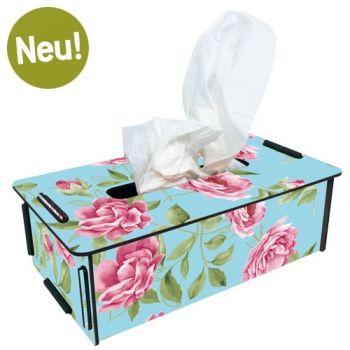 Werkhaus Shop - Tissue-Box 258 - Rose