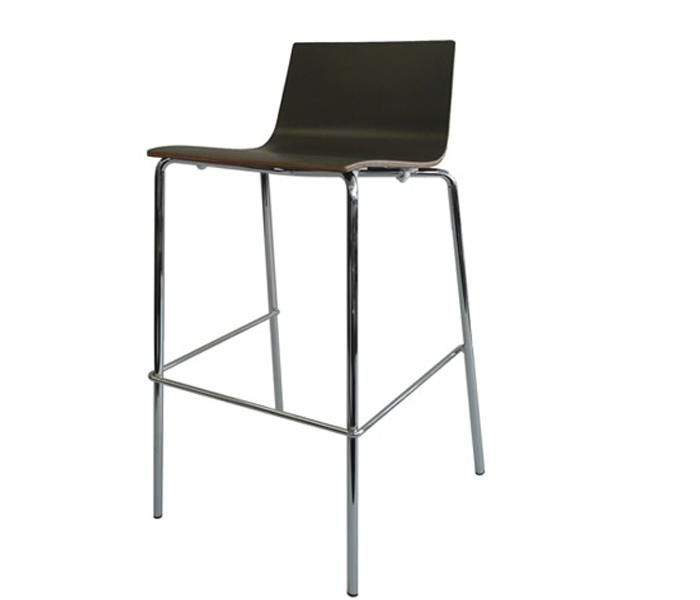Vivo | UCI Stool.   Laminated ply or upholstered seat. 2 height options. uci.com.au