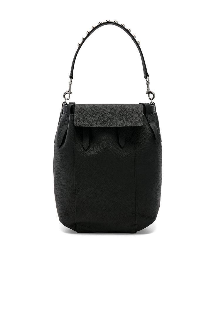 ALLSAINTS SUZI BACKPACK. #allsaints #bags #leather #lining #backpacks #