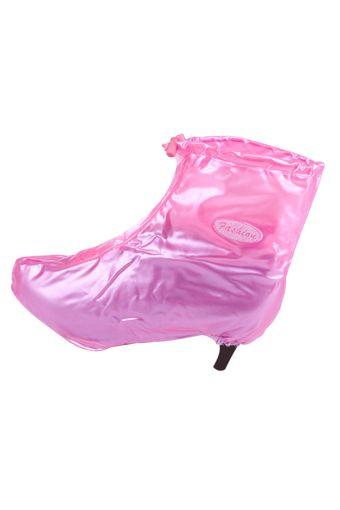 Waterproof Pink Rain Shoes L Size Cover Men Women Rain Boots Waterproof Slip Resistant Overshoes Shoes Covers Rain Gear Pink | ราคา: ฿560.00 | Brand: Unbranded/Generic | See info: http://www.topsellershoes.com/product/18999/waterproof-pink-rain-shoes-l-size-cover-men-women-rain-boots-waterproof-slip-resistant-overshoes-shoes-covers-rain-gear-pink