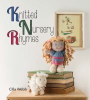 This is a book of knitting patterns for toys representing characters from well-known nursey rhymes. Colourful photographs show the finished products for each project that have good instructions and a full list of materials needed. The only thing missing was the measurement of the final products. Each project had the nursery rhyme printed from one verse to several.