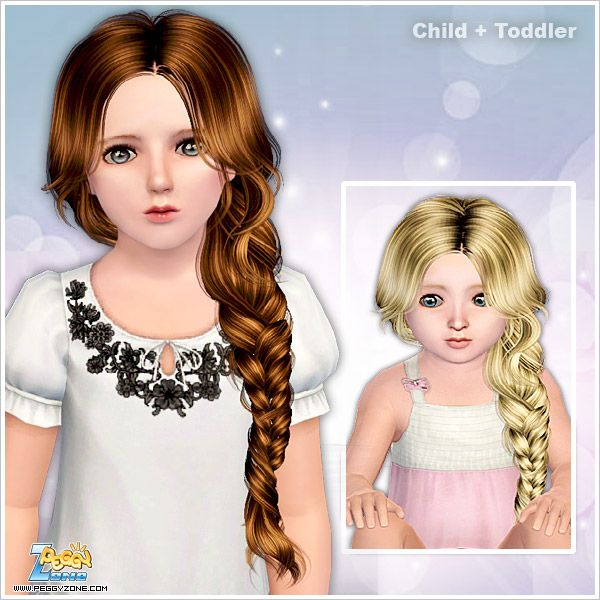Terrific 1000 Images About The Sims 3 Hair Child Toddler Amp Baby On Short Hairstyles For Black Women Fulllsitofus