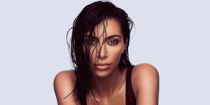 Kim Kardashian estrenó diminuta cintura y curvas de infarto