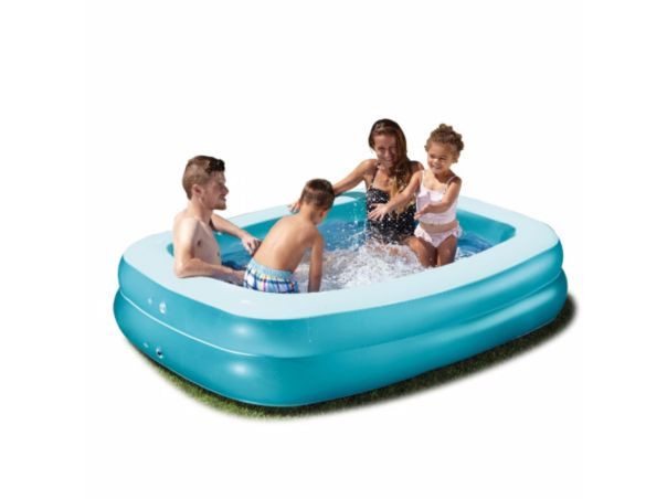George Home Classic Paddling Pool NOW £10 FREE C&C at ASDA