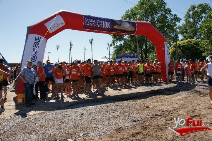 YoFui.com:  en Maraton Canning 10k Lagos de Canning, Lagos de Canning, Buenos Aires (Argentina)