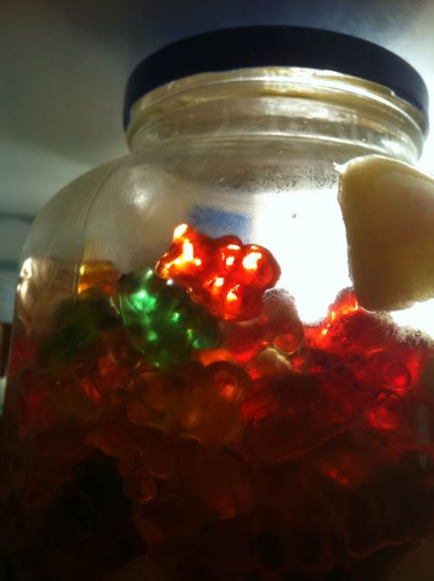 Vodka Gummi Bears