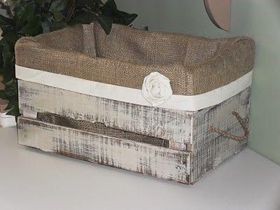 Caja de fruta decoración rústica 53f95be08df6b4849ed7bba5014cadd5: