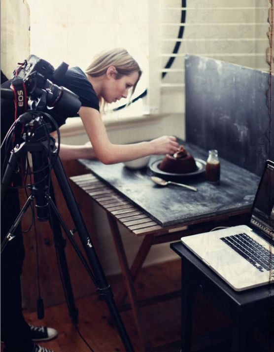 set up. (What Katie Ate | A Magazine)