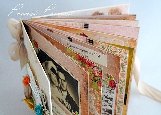 Album z okazji 50 rocznicy ślubu - jako prezent od dzieci