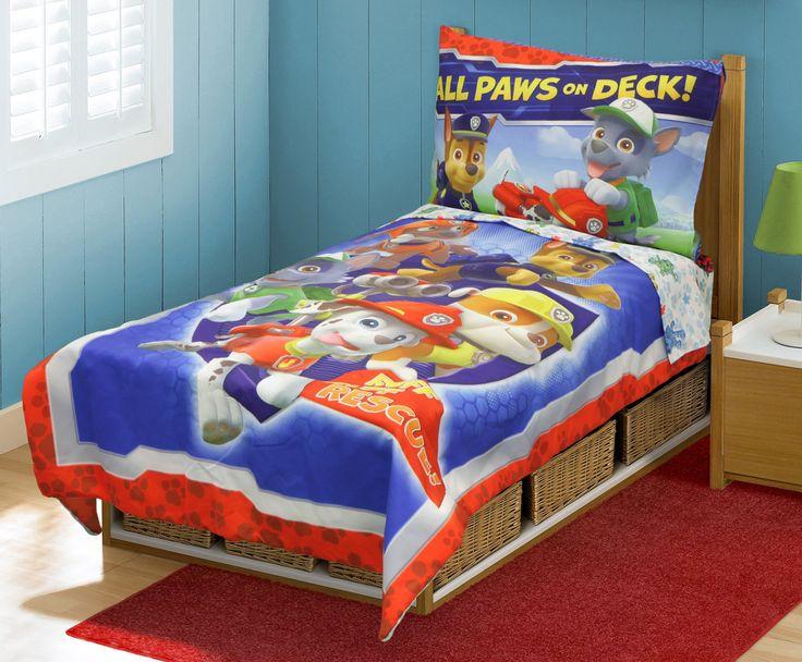 Cheap Kid's Bedding Sets: Paw Patrol Bedding Sets