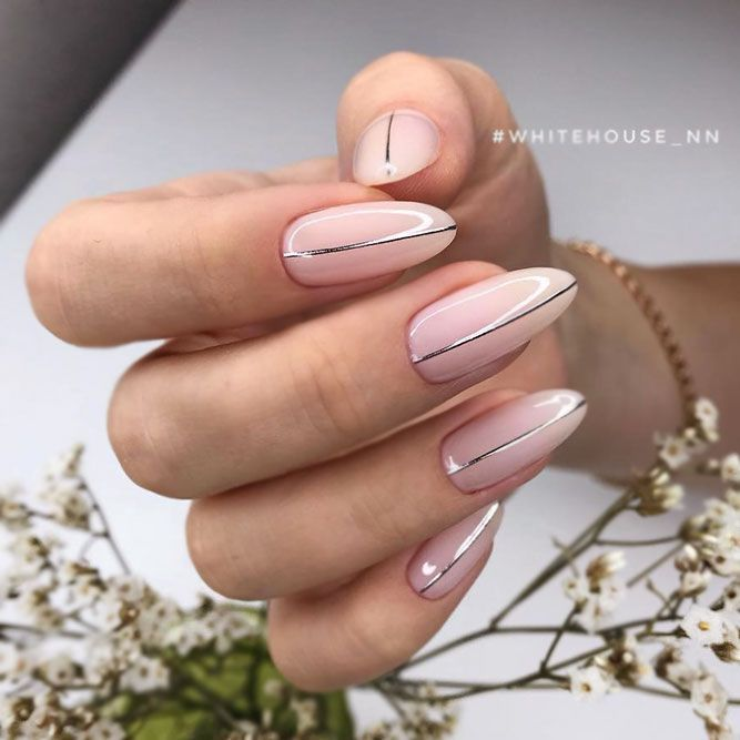 35 Terrific Nude Nail Design Ideas You Can't Pass By – Nägel