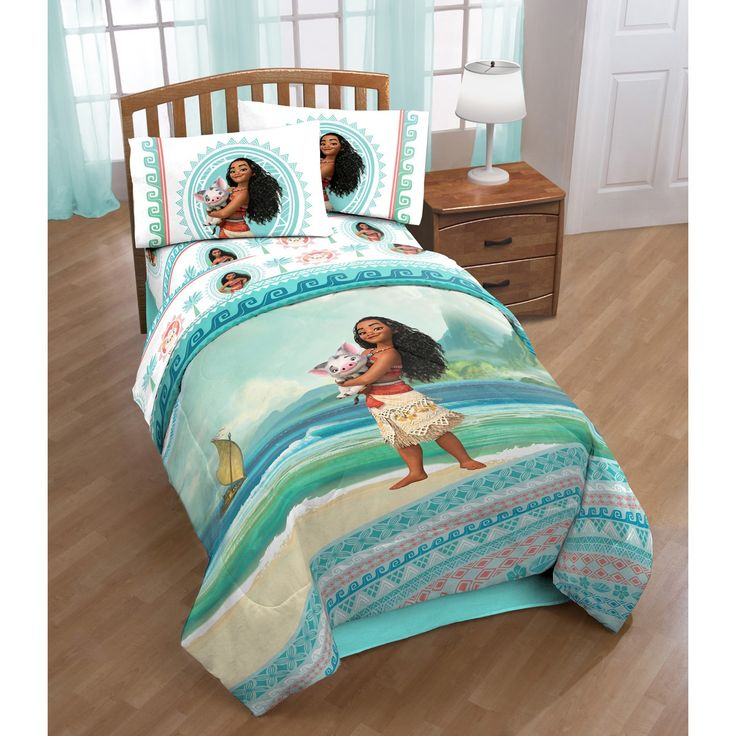 Redesign your child's bedroom with this fun bedding set