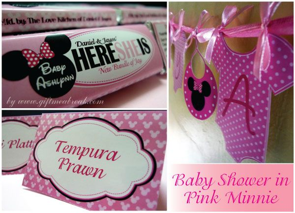 baby shower on pinterest minnie mouse party themed baby showers and