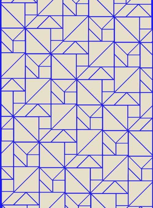 SUZANNE CLEO ANTONELLI Quilt idea.