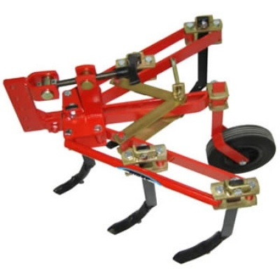 Self Regulating Tined Cultivators can be adjusted to various widths and depths. As the arms of the self regulating tined cultivator are expanded the tines swivel to continuously face forwards    Weight: 30kg    Working Widths: 20cm to 90cm