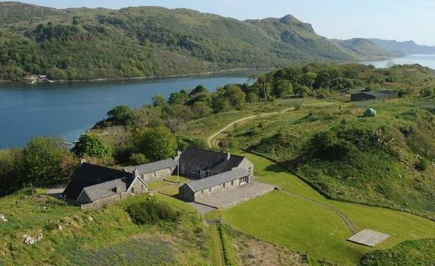 7 Bedroom Premium Property for sale in Loch Craignish, Ardfern, Argyll and Bute, Eilean Righ, the Highlands, Scotland £2,500,000