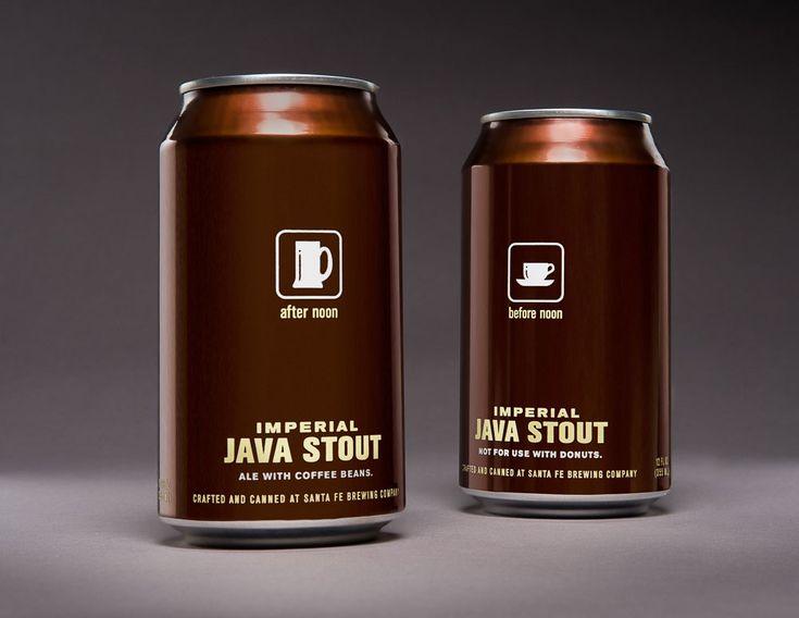 Santa Fe Brewing Company Beer Cans