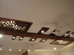 false ceiling ideas for master bedroom or may be for your huge living room with dining area !!!!