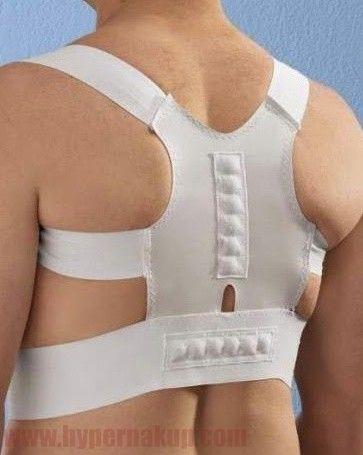 Magnetický chrbtový pás Dr Levine Power Magnetic Posture Sport je výborná  pomôcka pre mužov aj ženy. Trpíte bolesťami chrbtice , hrbíte sa alebo máte zvýšenú záťaž chrbtice - vyskúšajte chrbtový ortopedický magnetický pás Dr Levine ktorý Vám napomôže zbaviť sa bolesti, zlepšiť držanie tela, preventívne chrániť chrbticu pri záťaži. Nosením pásu zároveň podstupujete magnetoterapiu Vašej chrbtice -  neinvazívnu liečbu, na ktorú nevzniká žiadny návyk. Táto terapia sa používa už celé stáročia k…