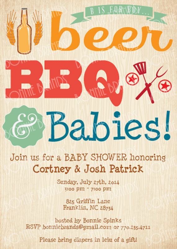 Best 25+ Couples Baby Showers Ideas On Pinterest | Diaper Shower  Invitations, Baby Q Shower And Gender Reveal Themes