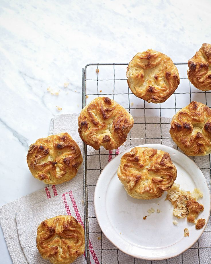 If, like us, you think a croissant is crying out for more butter then kouign amann is the perfect treat for you. Making these crisp, buttery sugared pastries may be a labour of love but the reward will definitely be worth the challenge.