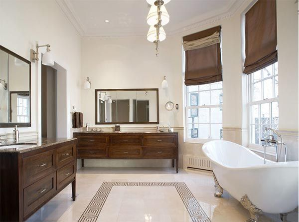 25+ Best Ideas About Wooden Bathroom Cabinets On Pinterest