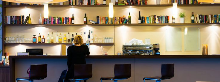 Why ditching the boring hotel bar for a new discovery at the local wine shop is the best way to unwind after a long day during a business trip...