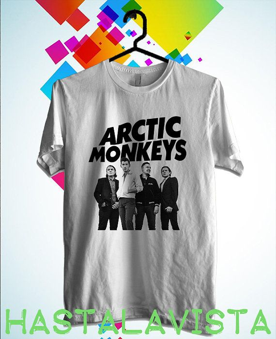 arctic monkeys shirt arctic monkeys crew shirt by hastalavistababy