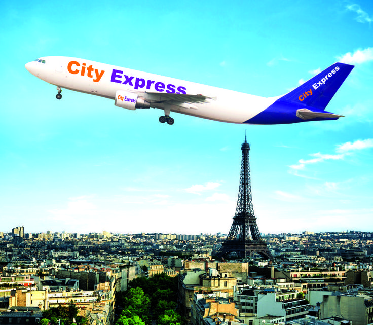 Our unmatched services combined with leading-edge information technologies, makes City Express the world's largest express courier company.