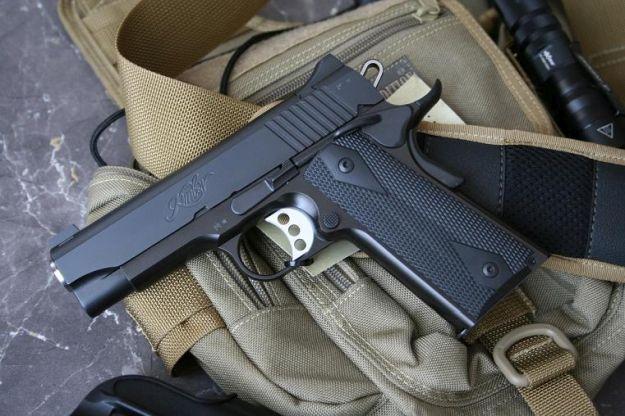 Kimber Pro Carry II | Best Handguns You Will Ever Need | https://guncarrier.com/best-handguns/