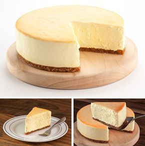 Sirabella's Vegan Cheesecake - NY Style
