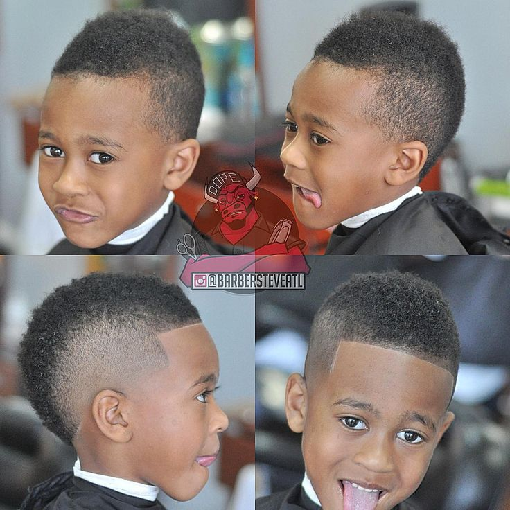 23 Best Images About Black Boys Hairstyles On Pinterest