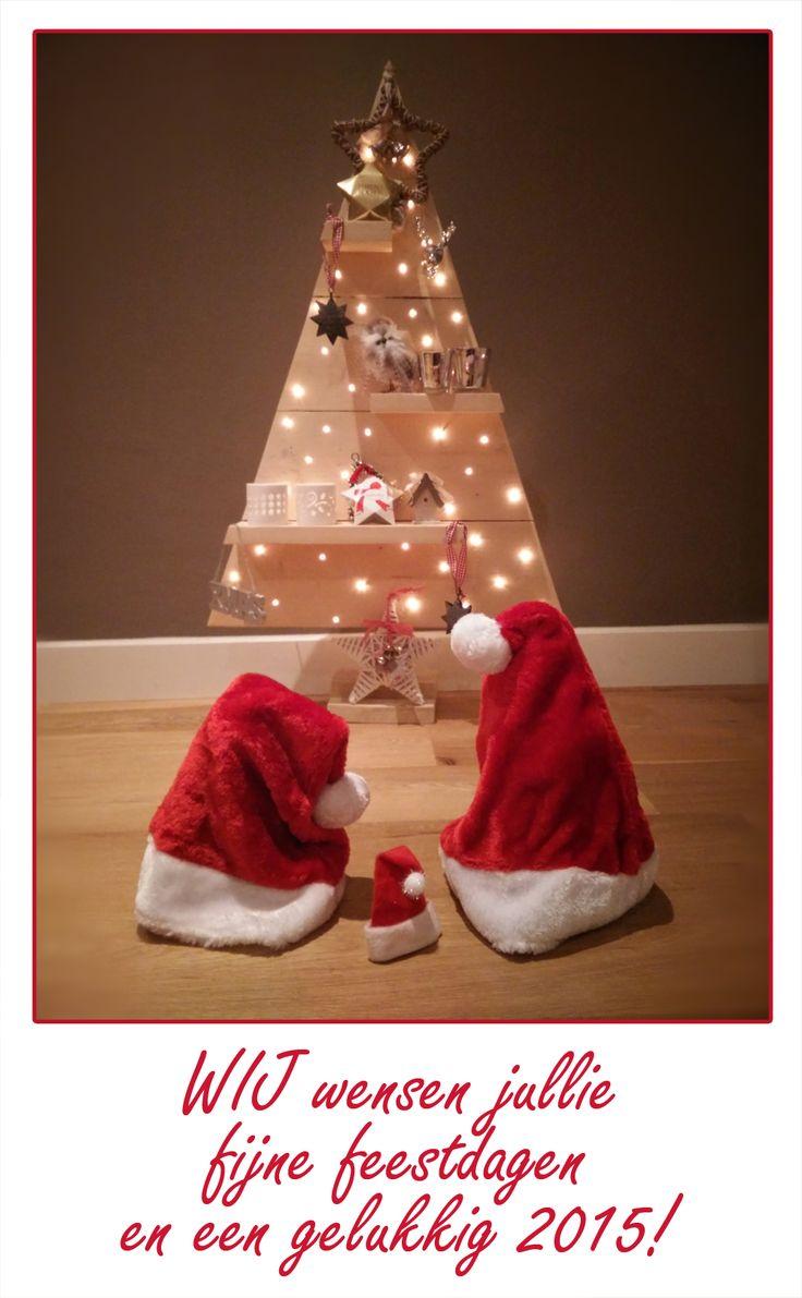 kerst, aankondiging zwangerschap