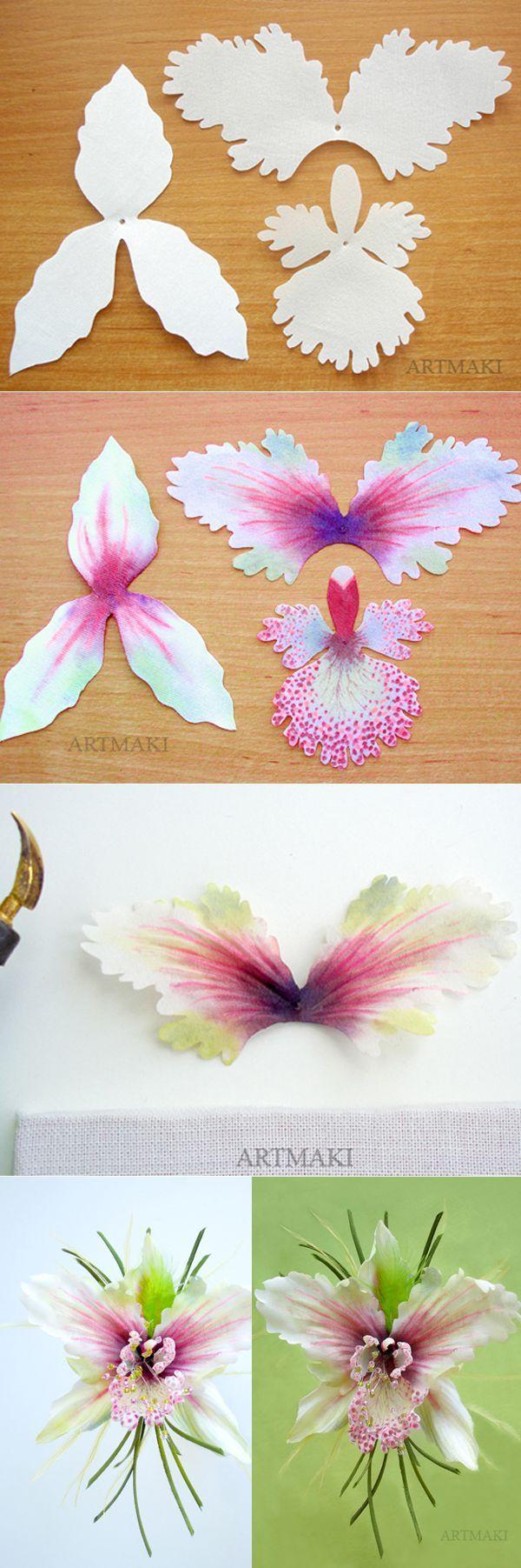 El MAESTRO la CLASE ALLA MAKAROVA.Orhideya 'Лилу'Орхидея