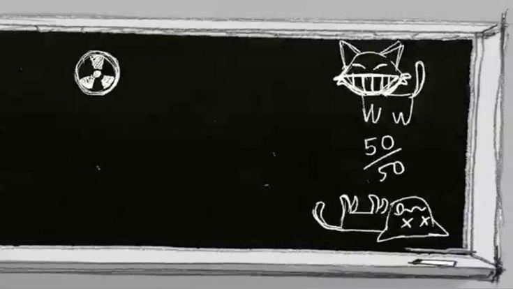 Animation: Schrödingers Katze