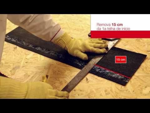(29) Confira como instalar as Telhas Shingle da Brasilit - YouTube