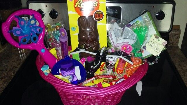 Annas Easter Basket 2016 DIY