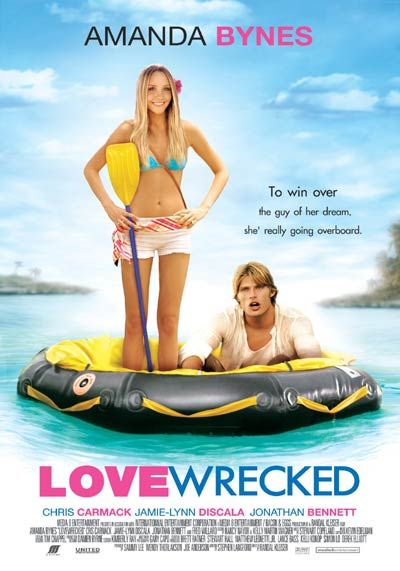 Love Wrecked [PG] Jenny (Amanda Bynes) has worshipped rock idol Jason Masters (Chris Carmack) for as long as she can remember. Jenny takes a summer job working at Jason's favorite resort on the tropical island of St. Lucas. Jenny sneaks onto an exclusive cruise in order to get close to him but during ... Starring: Amanda Bynes, Chris Carmack Directed by: Randal Kleiser Runtime: 1 hour 27 minutes Release year: 2004