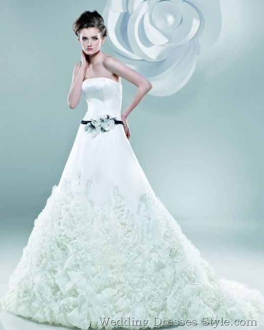 Anjolique Spring/Summer 2011 Bridal Gowns | Anjolique | Wedding Dresses Style